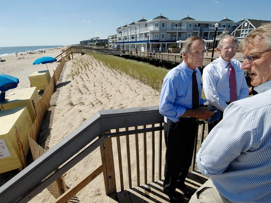 Delaware's beach building line stuck in past