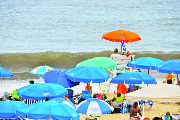 Delaware Surfriders appeal Rehoboth outfall decision