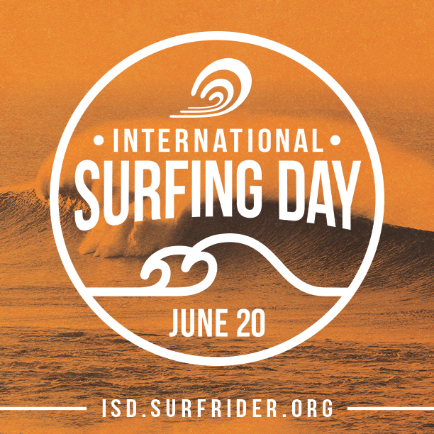 International Surfing Day 2015 – June 20th @ 8am – Indian River, North Side
