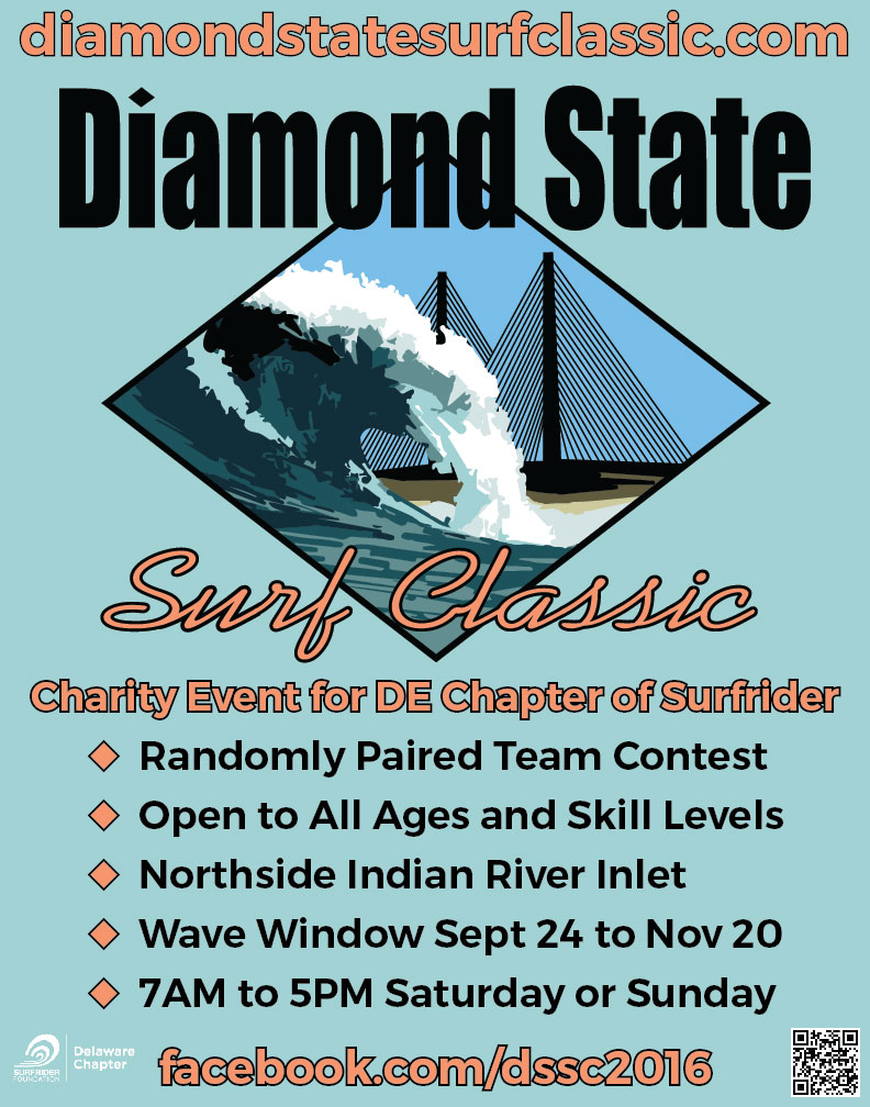 Diamond State Surf Classic   Surf Contest