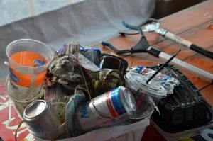 New Year's Cleanup with Dewey Beer Co. a Success